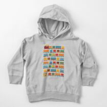 Train Toddler Pullover Hoodie