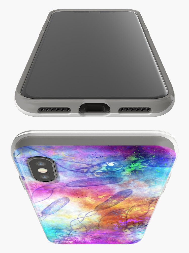 Alternate view of Primordial soup iPhone Case & Cover