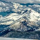 The Royal Majesty Of Longs Peak by Gregory J Summers