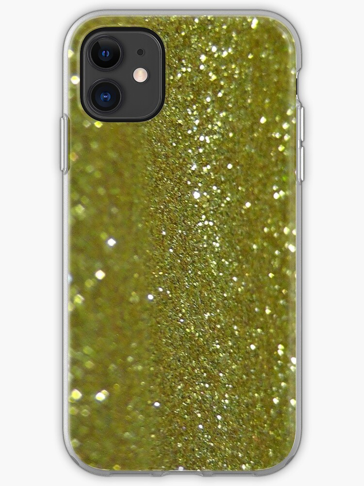 Gold Glitter Galaxy Detail Wallpaper Iphone Case Cover By Nicoletteabides Redbubble
