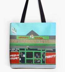 Thirsty Camel Tote Bag