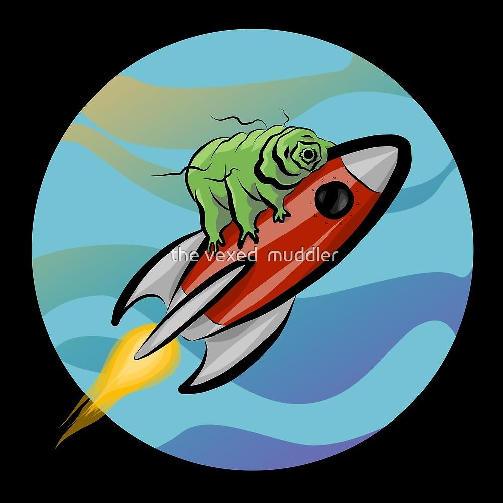 Space Tardigrade: Intrepid Explorer by the vexed  muddler