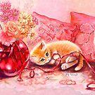 THREE LITTLE KITTENS by Judy Mastrangelo