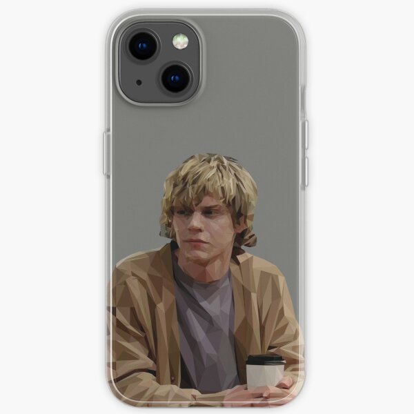 poly Tate iPhone Soft Case