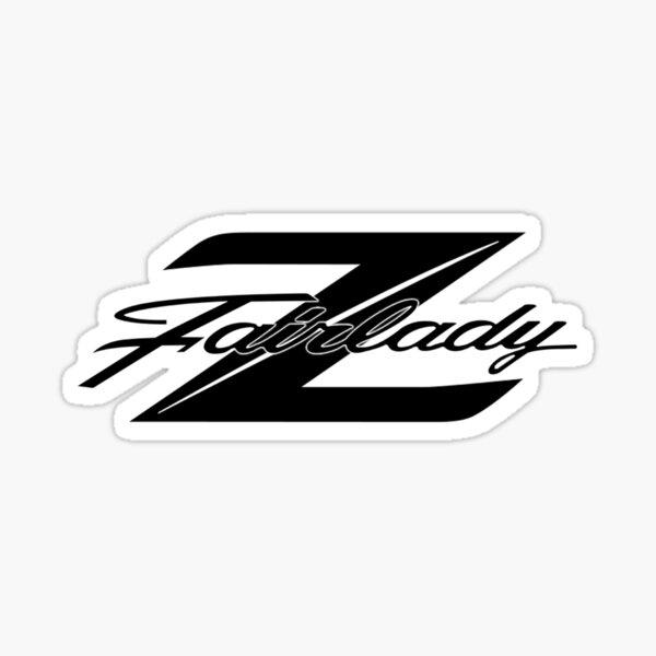 Fairlady Z | Logo de Nissan Z Pegatina