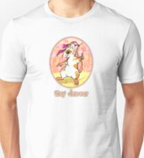 Tiny Dancer (Boogie Mouse!) Unisex T-Shirt