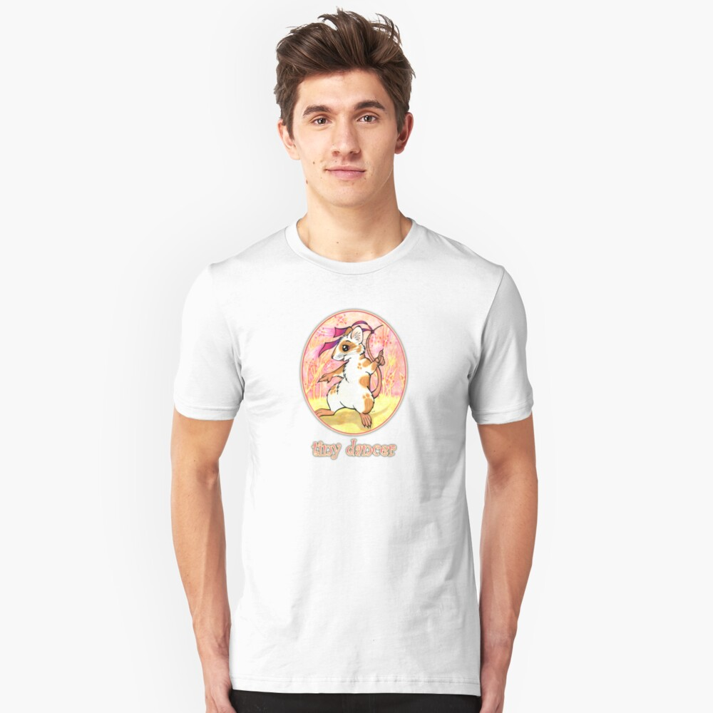 Tiny Dancer (Boogie Mouse!) Slim Fit T-Shirt