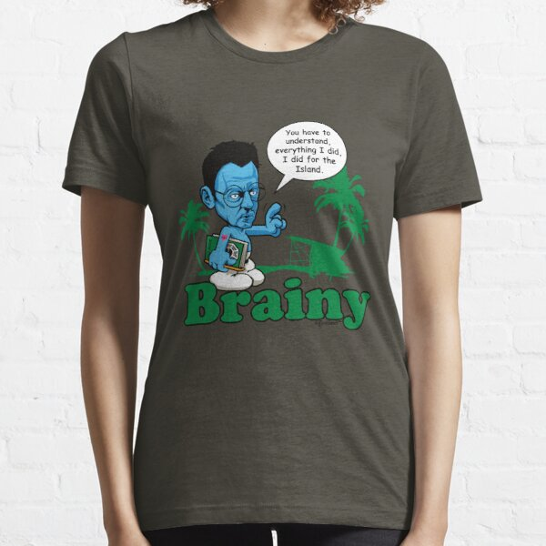 Lost Brainy Ben  Essential T-Shirt
