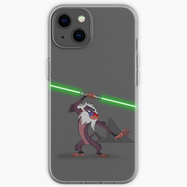 Master Rafiki the Wise iPhone Soft Case
