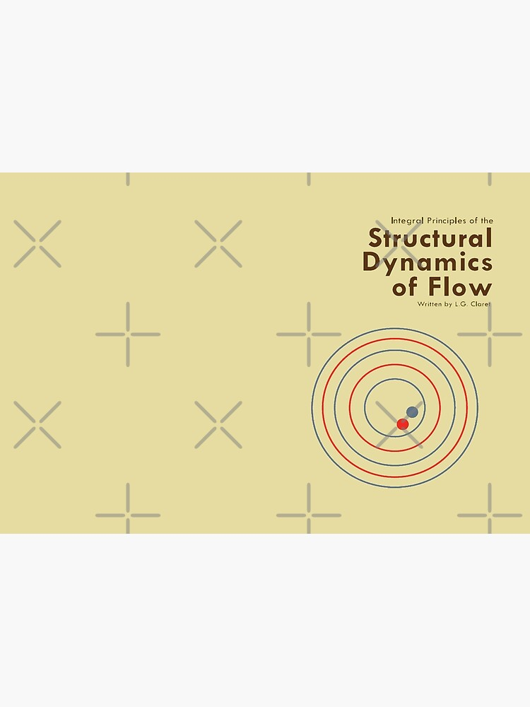 Structural Dynamics of Flow by symbolized