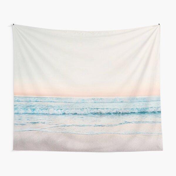 Minimalist Ocean Print Tapestry