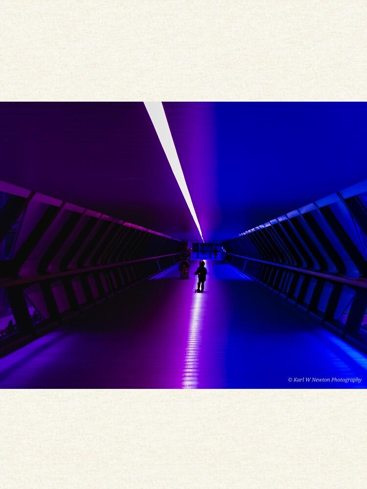 Cyberpunk Tunnel London von kwn1804