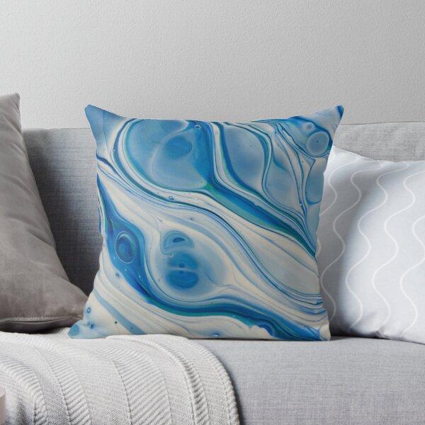Liquid Love Throw Pillow