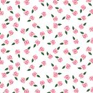 Small Rose Pattern by ArtByMichelleT