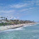 San Clemente Beach by TalBright