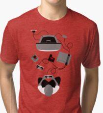 Lemme Find a Save Point Tri-blend T-Shirt