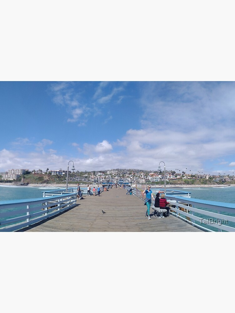 San Clemente Pier by TalBright