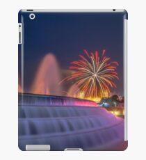 Firework Fountain iPad Case/Skin