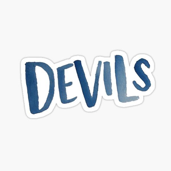 Duke Blue Devils 3 Love Basketball Logo Magnet