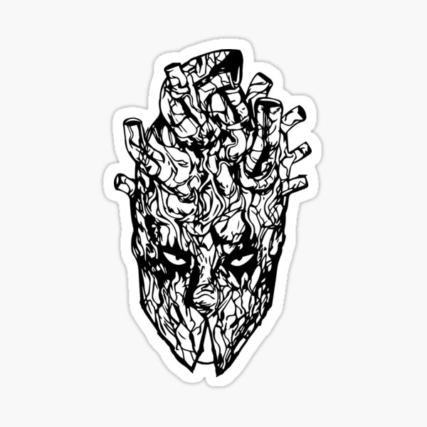 Shin EL CORAZON Sticker