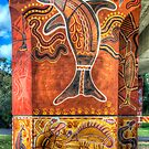 Cowra Painted Pylon 6 by Jason Ruth