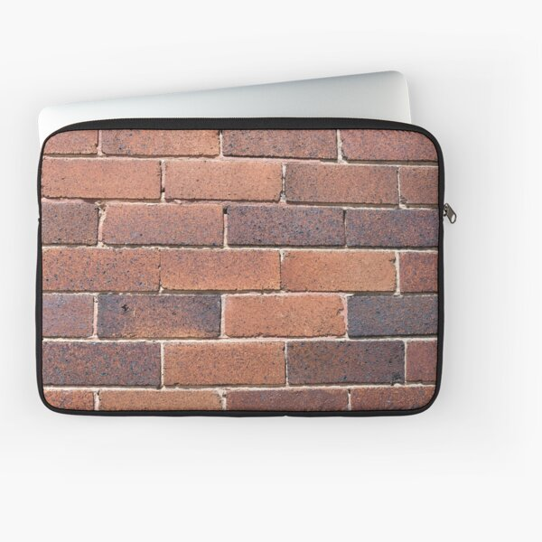 Red brick wall Laptop Sleeve