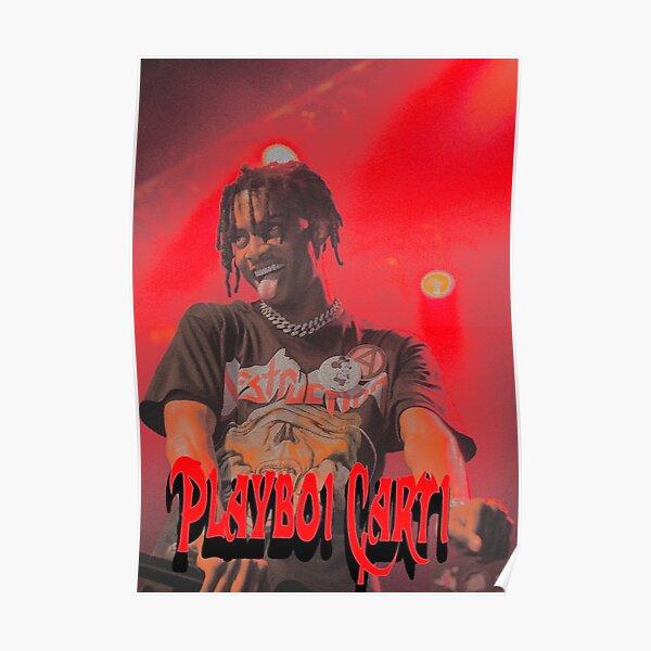 Playboi carti Poster