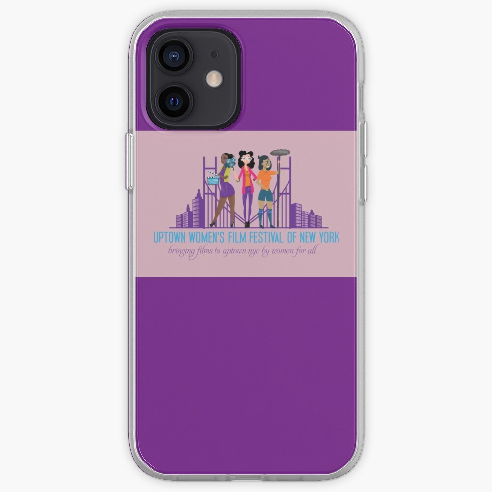Uptown Women's Film Festival of New York iPhone Case & Cover