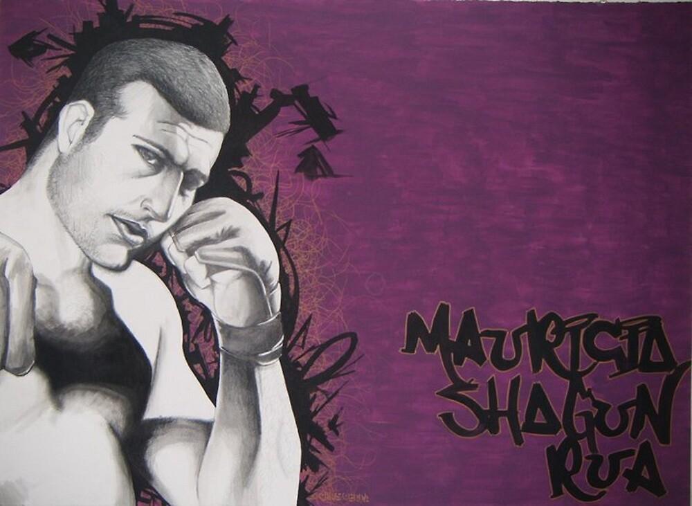 mauricio shogun rua by christopher cerda