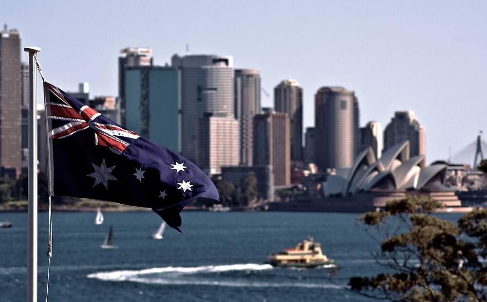 Iconic Australia by Kiwikels