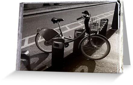 I've Got a Bike You Can Hire It If You Like by rorycobbe
