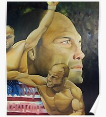 randy couture Poster