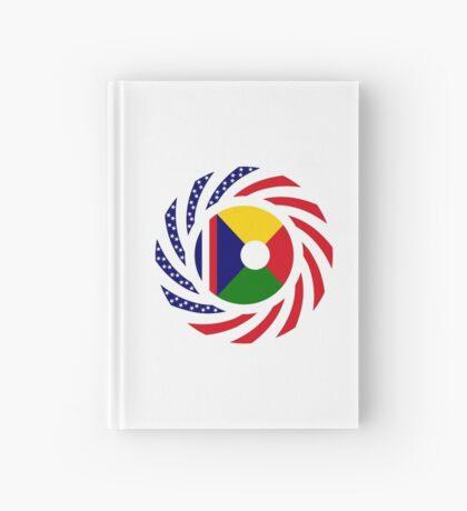 Reunion American Multinational Patriot Flag Series Hardcover Journal
