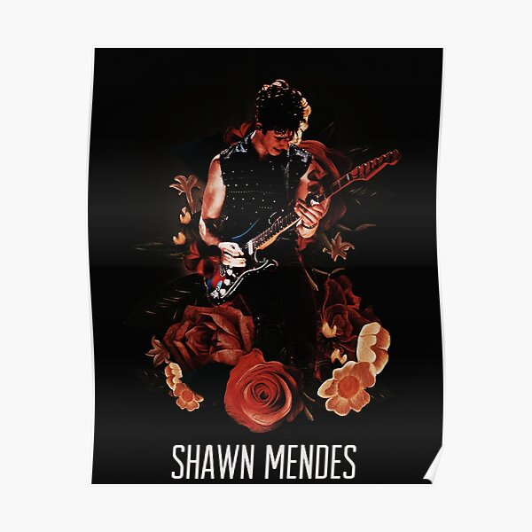 shawn on tour mendes 2019 2020 siodok Poster