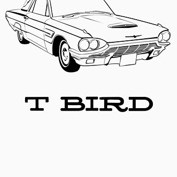 T Bird by geekmorris