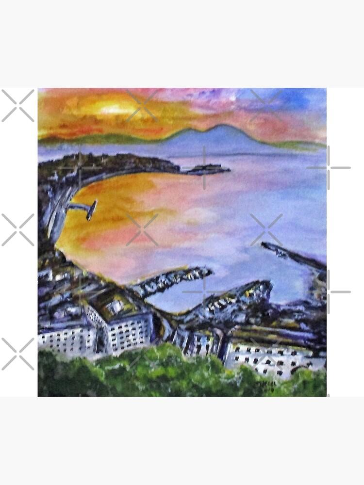 Napoli Sundown by cjkell