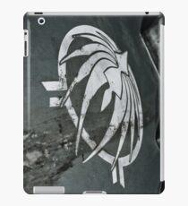 SIVER PHOENIX [Battlestar Galactica] THROW PILLOW iPad Case/Skin
