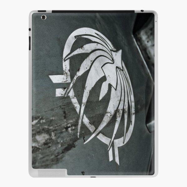 SIVER PHOENIX [Battlestar Galactica] THROW PILLOW iPad Skin