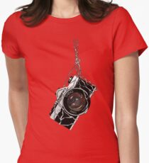 A Special Camera Angle Women's Fitted T-Shirt
