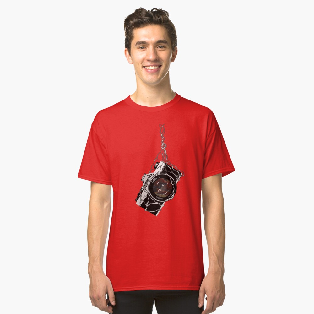 A Special Camera Angle Classic T-Shirt Front