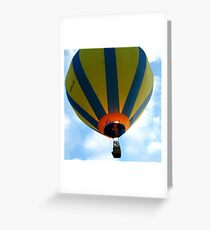 ballons Greeting Card