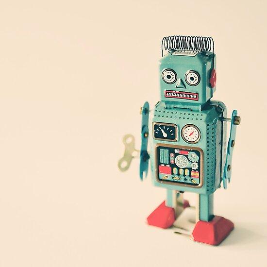Robot by mariakallin
