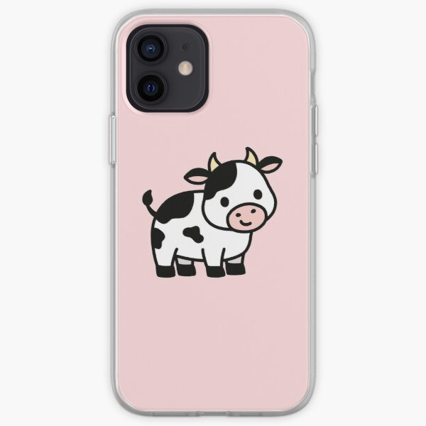 Cow iPhone Soft Case