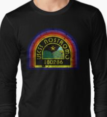 USCSS Nostromo (Alien) Long Sleeve T-Shirt