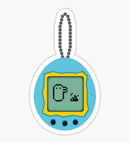 Simplee The Best: Tamagotchi - Sticker Sticker