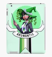 I was sorted into the Aromantic House iPad Case/Skin