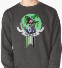 I was sorted into the Aromantic House Pullover Sweatshirt