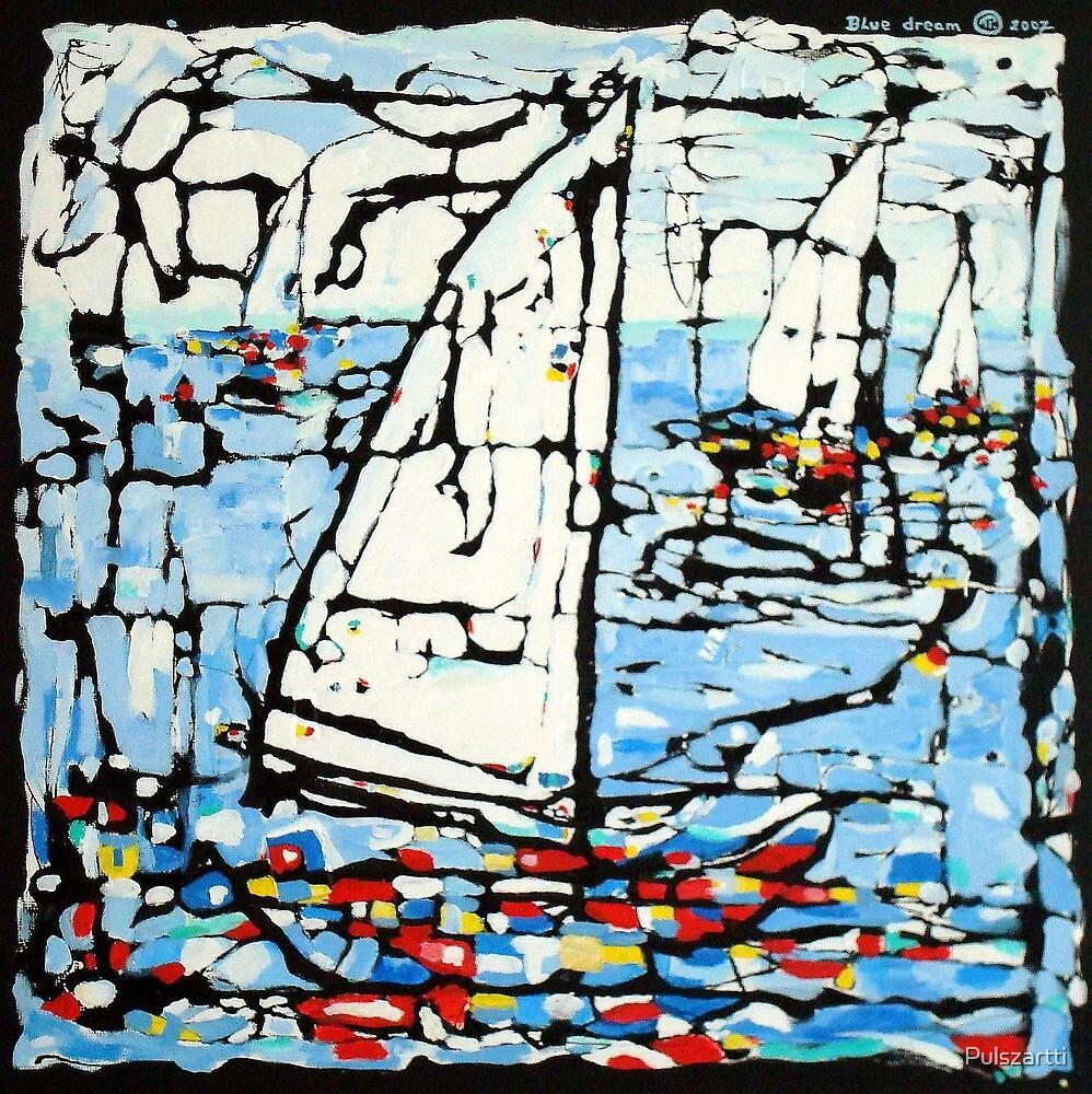 blue dream by Pulszartti