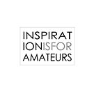 Inspiration Is For Amateurs Motivation Slogan by ys-stephen