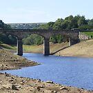 Leighton reservoir North Yorkshire by monkeyferret